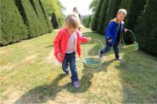 Easter egg hunt event