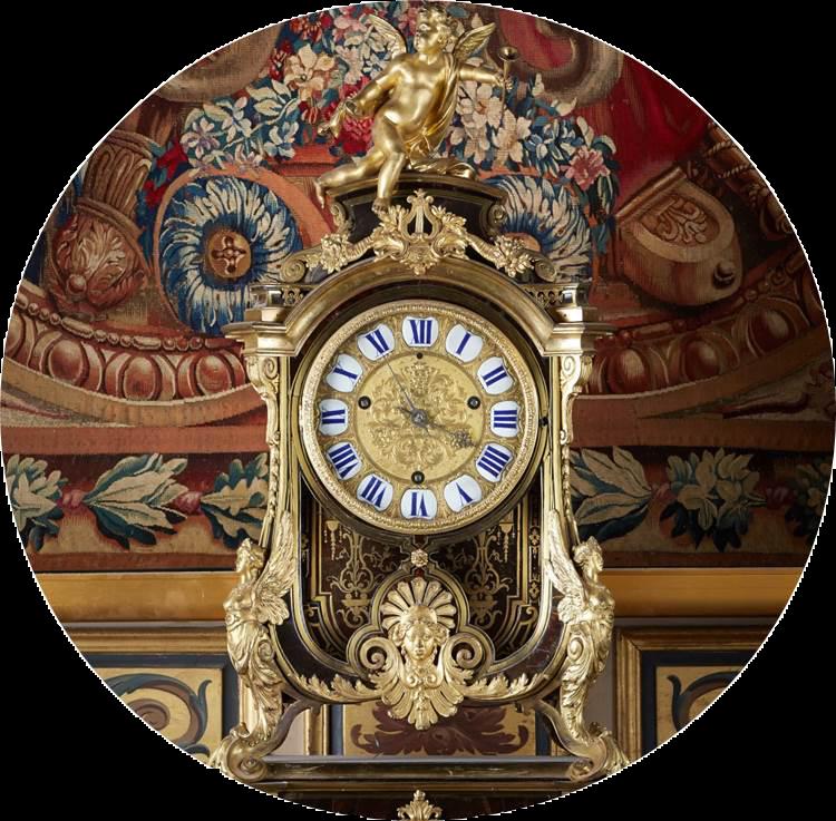 Horloge du Château de Vaux-le-Vicomte