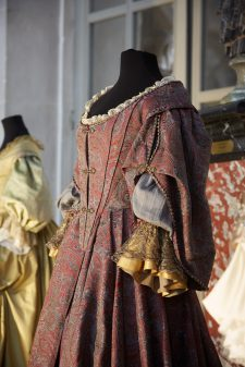 Versailles costumes exhibition