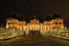 Vaux-le-Vicomte celebrates Christmas event
