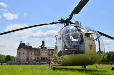Hélicoptère Alouette - VLV fait son cinéma 2018