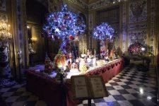 Noël à Vaux-le-Vicomte 2017 (C) Franklin Lecointre